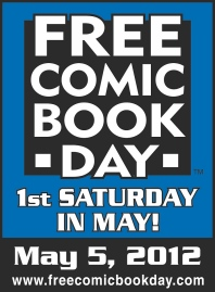 Free Comic Book Day 2012 logo