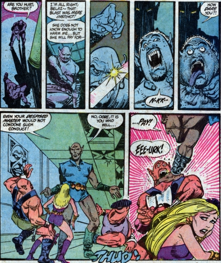 DC's Amethyst: Princess of Gemworld #1 (1983)
