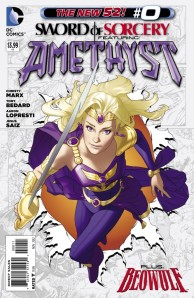 DC's New 52 Amethyst
