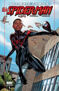Ultimate Comics Spider-Man #1