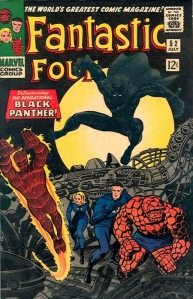 Fantastic Four #52 (1966) by Stan Lee and Jack Kirby