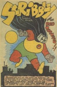 Ma Hunkel is comic's first crossdressing superheroine
