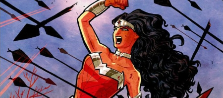 Wonder Woman #1 DC Comic's New 52