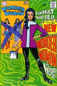 """Mod Girl Wonder Woman"""
