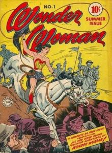 Wonder Woman #1 (summer of 1942)