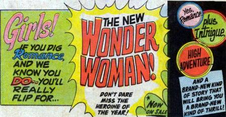 The New Mod Wonder Woman