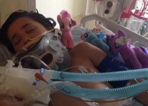 Brony Michael Morones fights for his life after suicide attempt.