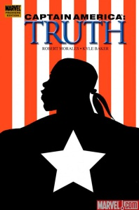 Truth: Red, White & Black by Robert Morales and Kyle Baker