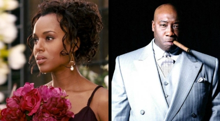 Kerry Washington in Fantastic Four: Rise of the Silver Surfer vs Michael Clarke Duncan in Daredevil