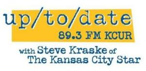 KCUR's Up to Date Logo