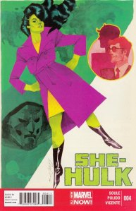 She-Hulk #4 (2014) by Charles Soule and Javier Pulido